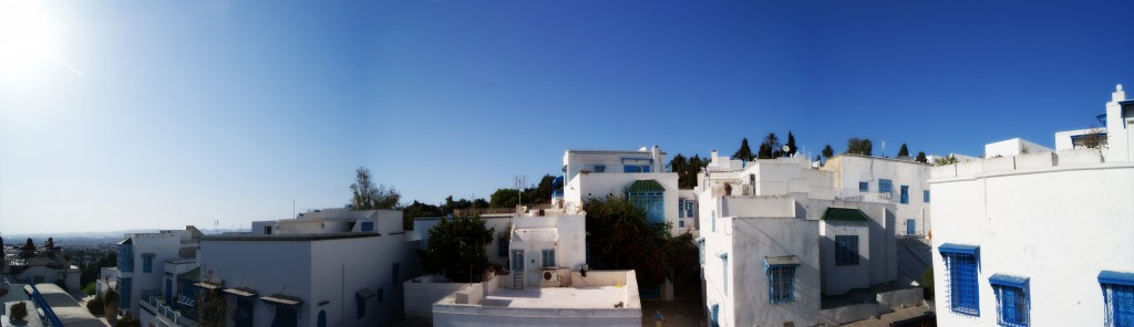 sidi bu said, Tunez