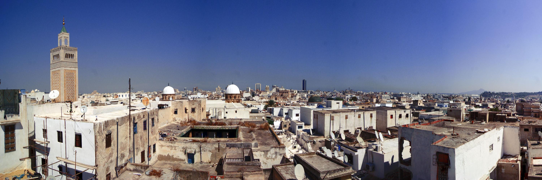 capital de tunez