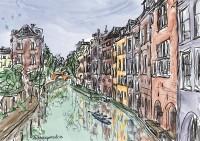 dibujo de Utrecht