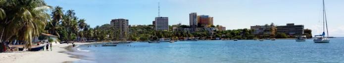 Panoramica de Margarita