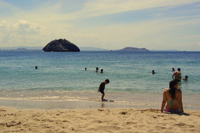 playa mochima