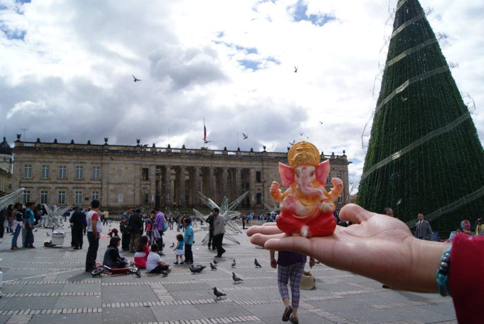 Ganesh en Bogotá