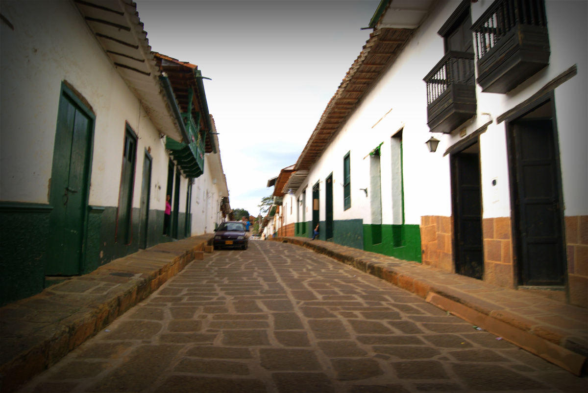 calle-de-Barichara-Colombia
