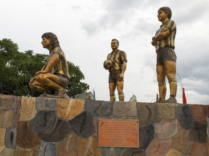 monumento a las americas
