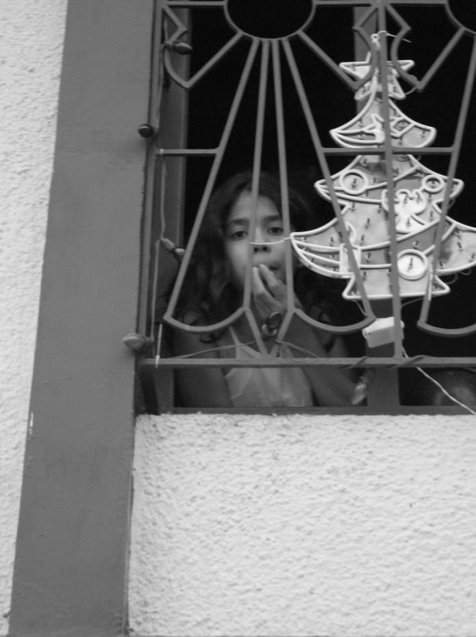 niña colombiana