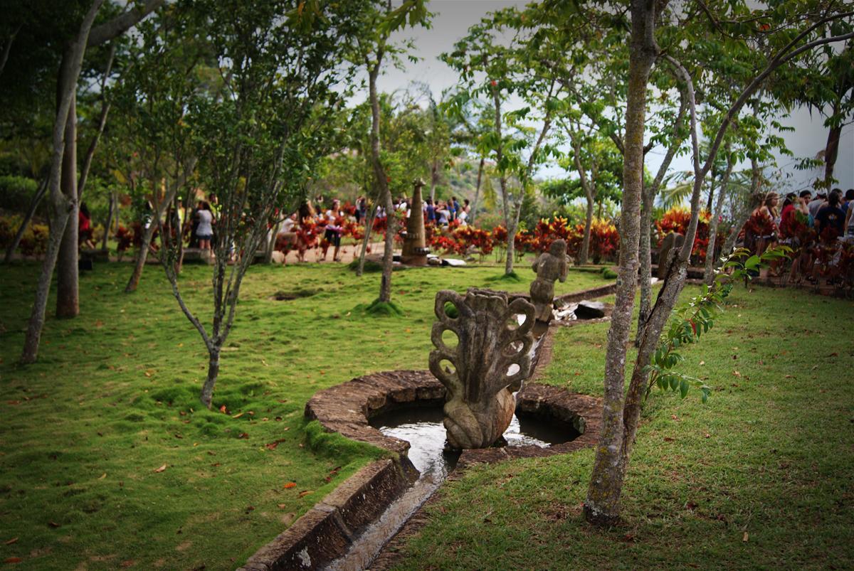 Parque de barichara