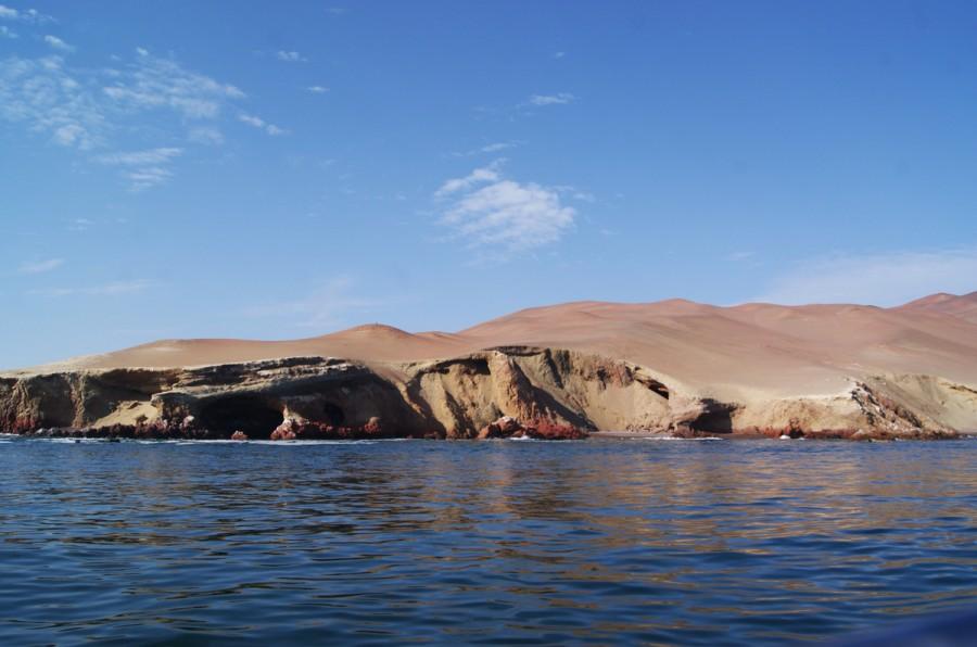 Paisaje de Paracas