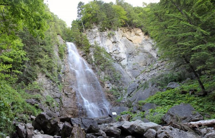 Cascada de Schwarzsee