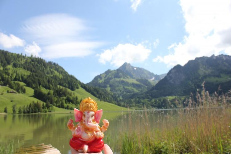 Ganesh en Schwarzsee