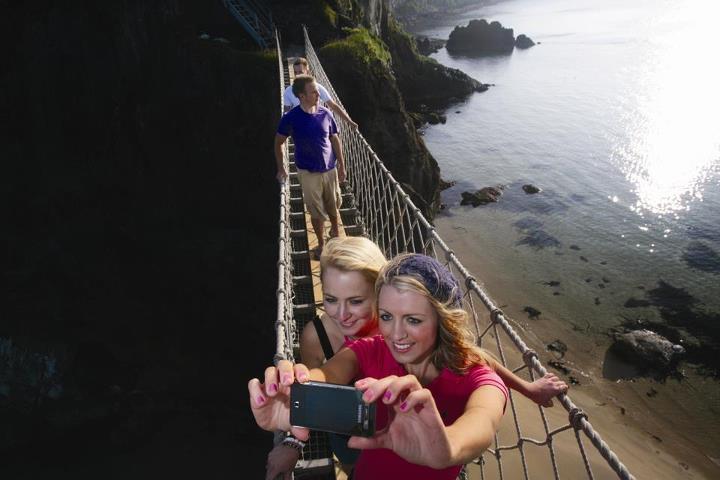 Viaja a Irlanda con cuatro amigos