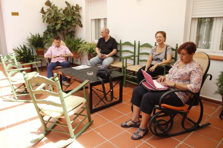 Descanso en el Hotel Varinia Serena