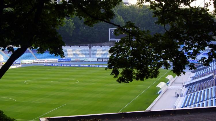 estadio Dinamo de  kiev
