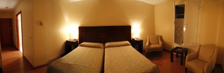 Habitación Hotel Aqualange