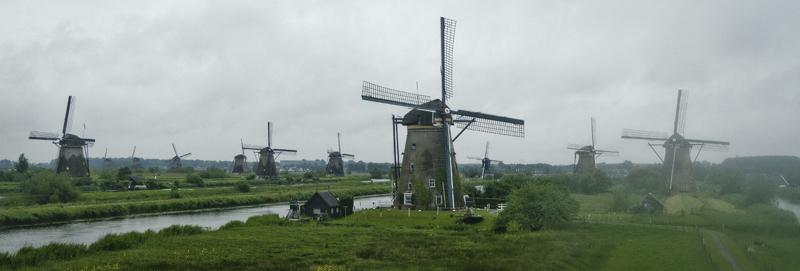 Molinos_Kinderdijk