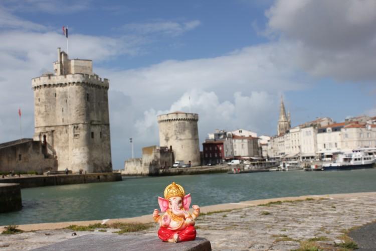 Ganesh en La Rochelle