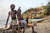 Santo Tomé y Príncipe I: Toma de contacto
