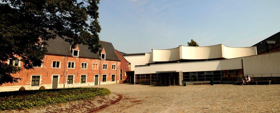 Biblioteca del Campus de Arenberg