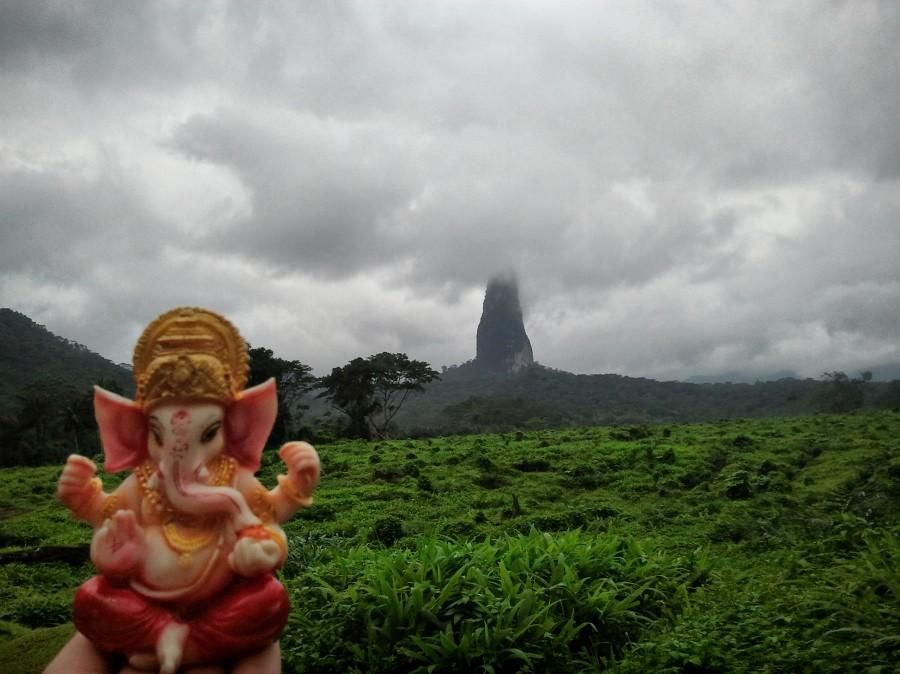 Ganesh en Cao Grande
