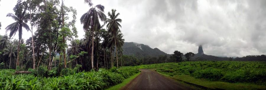 carretera de santo tome y principe