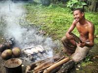 Santo Tomé y Príncipe IV: viviendo el Sur, monos y espíritus