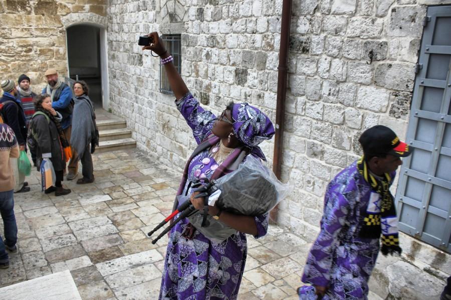 turista nigeriana