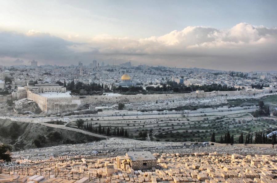 vistas de jerusalen