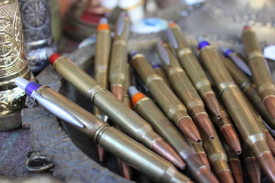 municiones recicladas