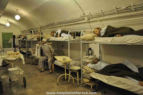 hospital bunker de budapest