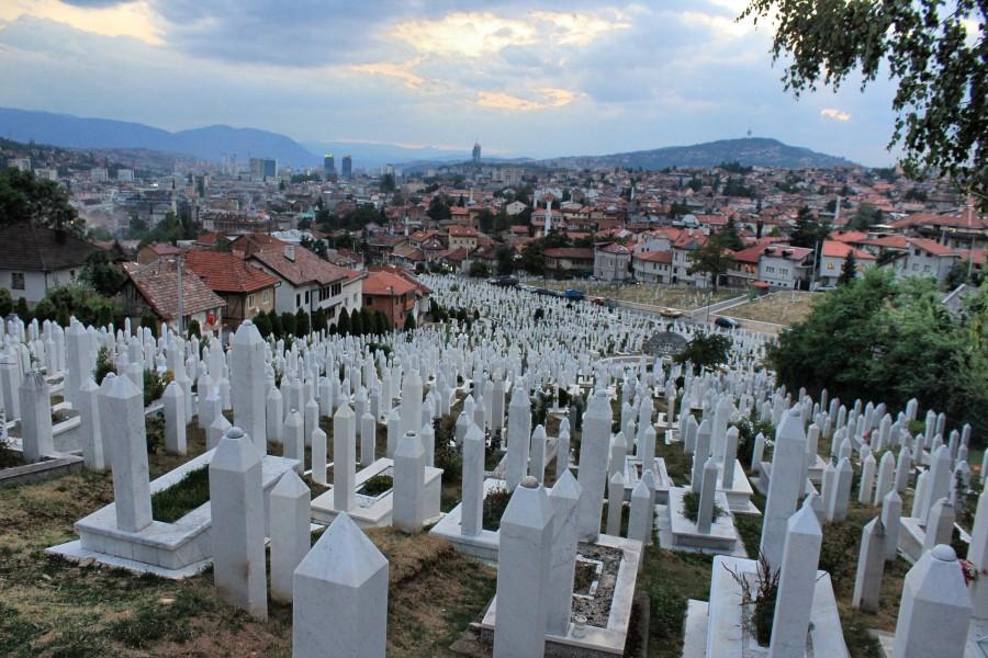 tumbas de sarajevo