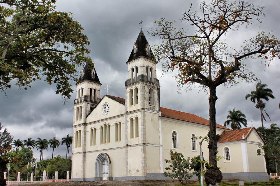 Iglesia católica de Santo Tomé