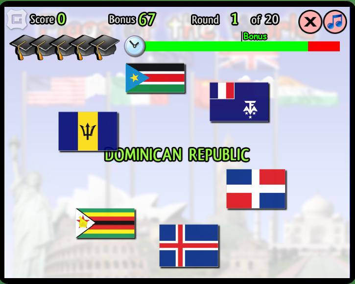 juegos flags