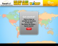 juegos how well do you know your world