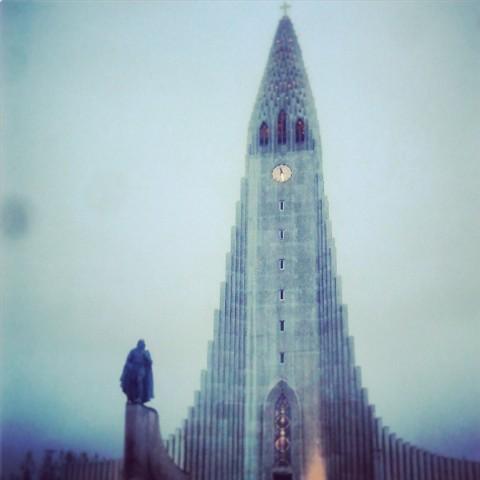 iglesia reykjavik