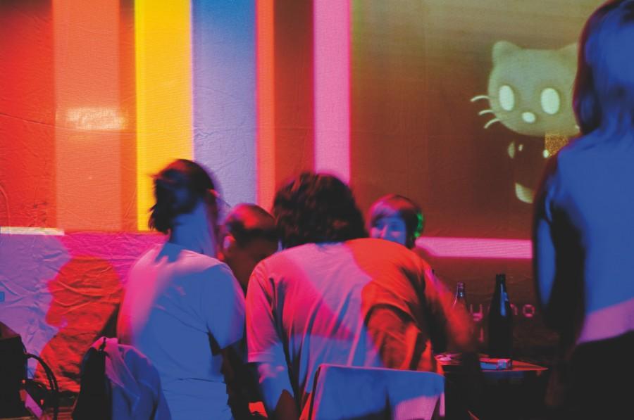 Los efectos visuales y la cuidada iluminación suele estar presente en la mayoría de locales