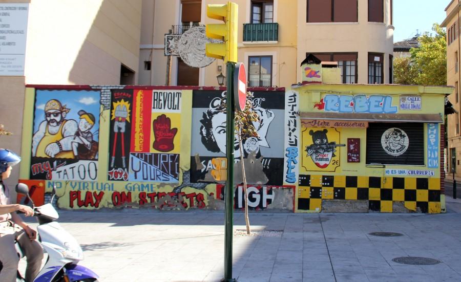 100 Pression Plaza del Justicia