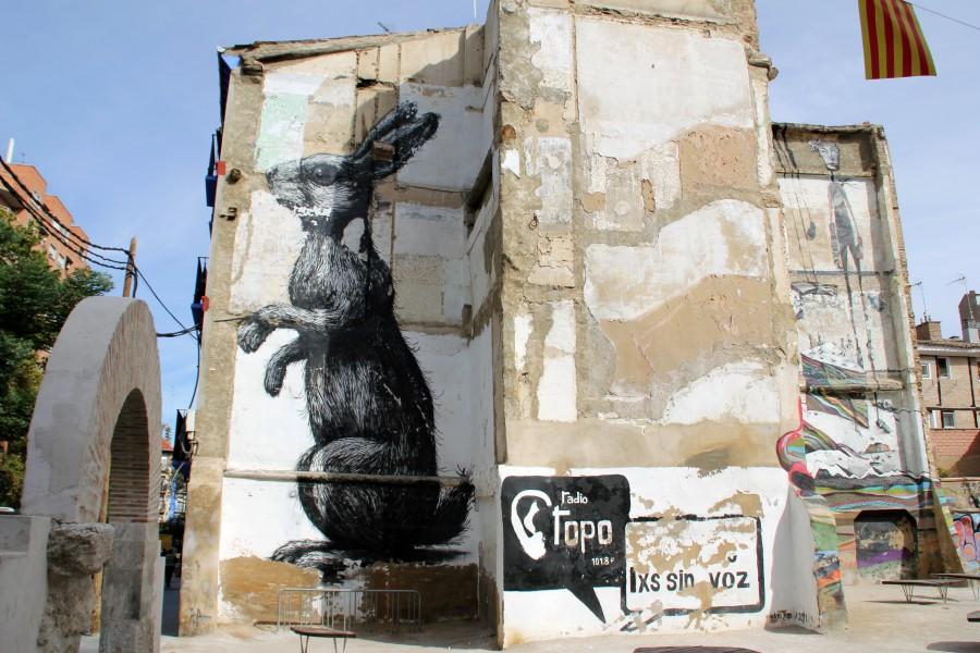 Roa Calle Coso