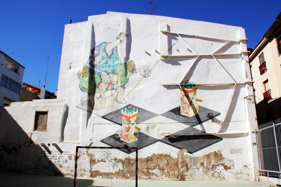 Sepeusz & Chamez calle casta alvarez