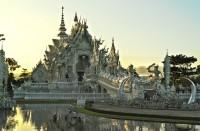 Chiang Rai – El templo blanco y el templo negro