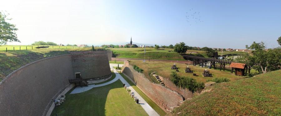 Fortaleza de Alba Iulia