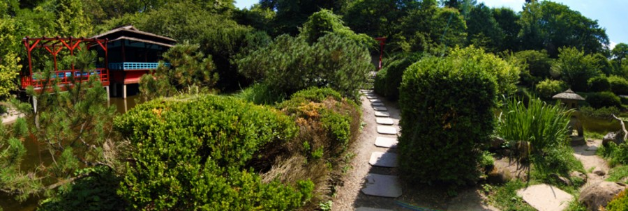 jardin botanico cluj napoca