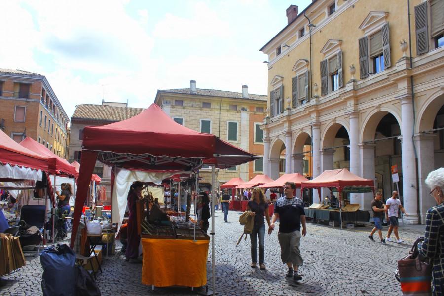 mercado medieval de ferrara
