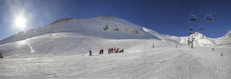 pista esqui  vallnord