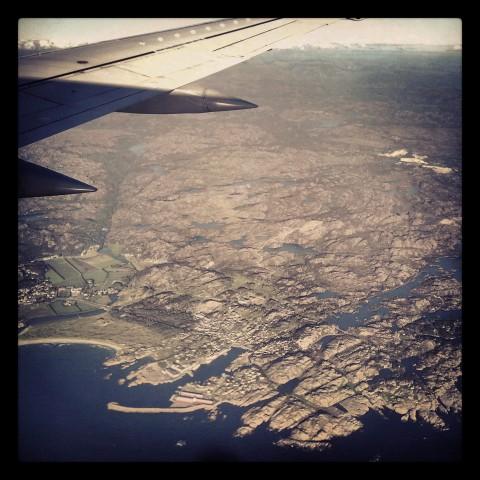 vuelo noruega