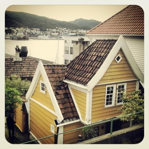 casa antigua de bergen