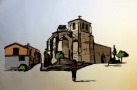 iglesia Curiel de Duero