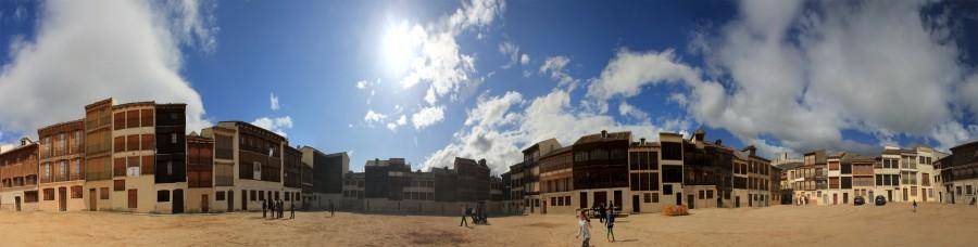 plaza de peñafiel