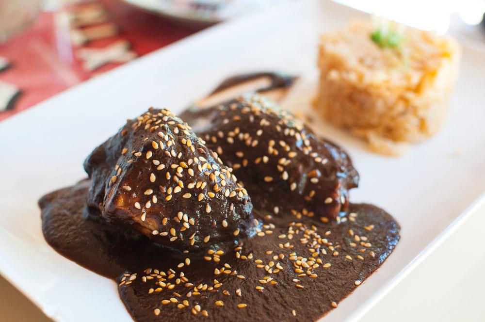 Mole de Pollo Mexicano Pollo Con Mole m Xico