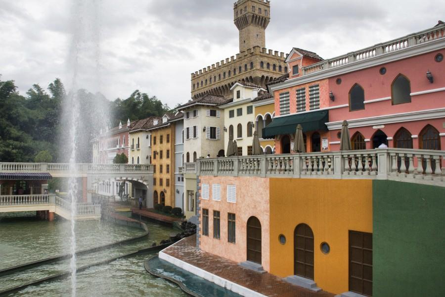 Venecia en Xetulul