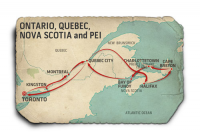Ruta por la costa este de Canadá  #MVPcanada