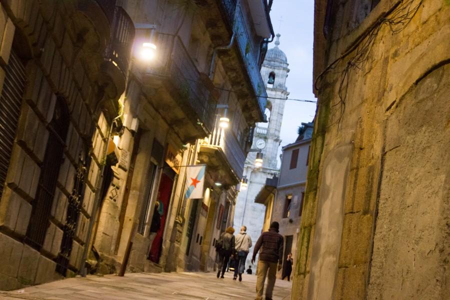 Casco Viejo de Vigo